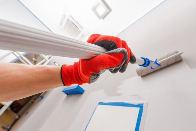 How to Maintain Commercial Painting for Maximum Longevity